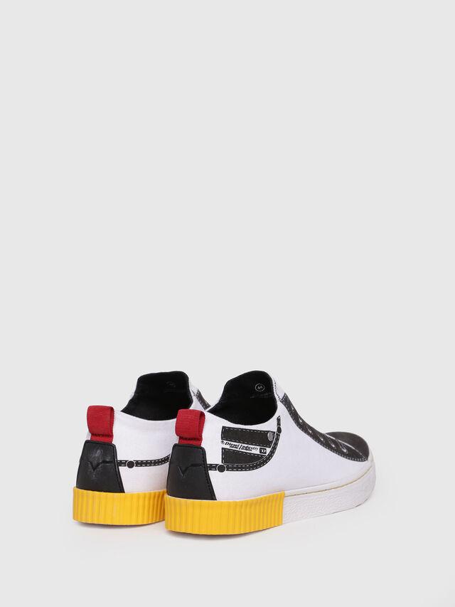 Diesel - S-DIESEL IMAGINEE LOW, White - Sneakers - Image 2