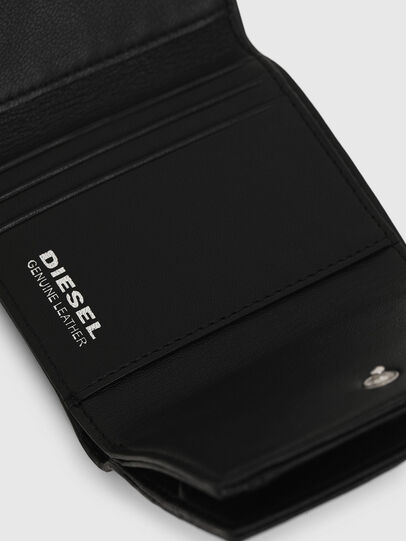 Diesel - LORETTA, Black - Small Wallets - Image 4