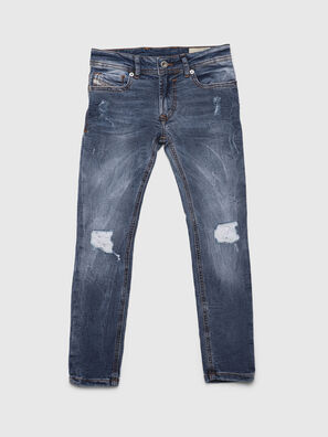 SLEENKER-J JOGGJEANS-N, Light Blue - Jeans