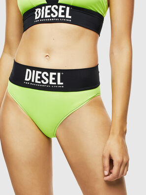 BFPN-BEACHY, Green/Black - Panties