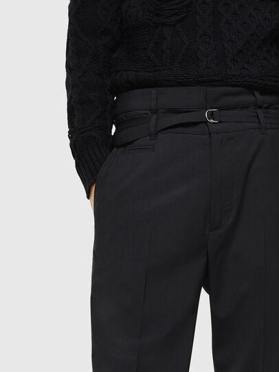 Diesel - P-HOOKY, Black - Pants - Image 3