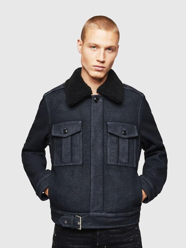 W-VLADIMIR, Black - Winter Jackets