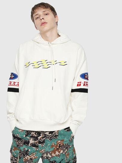 Diesel - S-ALBY-HOOD-YA,  - Sweaters - Image 1