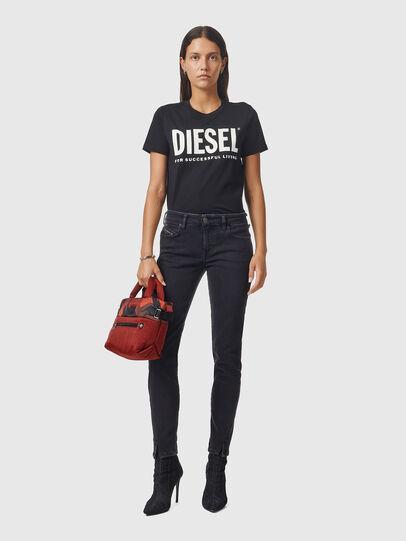 Diesel - D-Jevel 0870G, Black/Dark grey - Jeans - Image 5