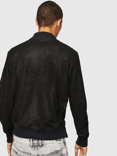 Diesel - L-NIKOLAI,  - Leather jackets - Image 2