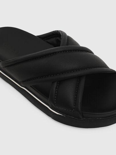 Diesel - SA-GRAND X, Black - Sandals - Image 5
