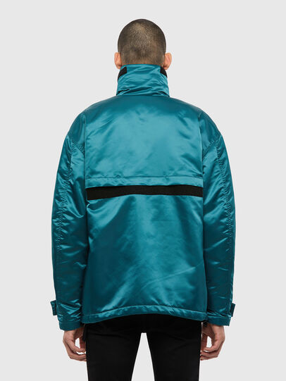 Diesel - J-HARRETT, Water Green - Jackets - Image 2
