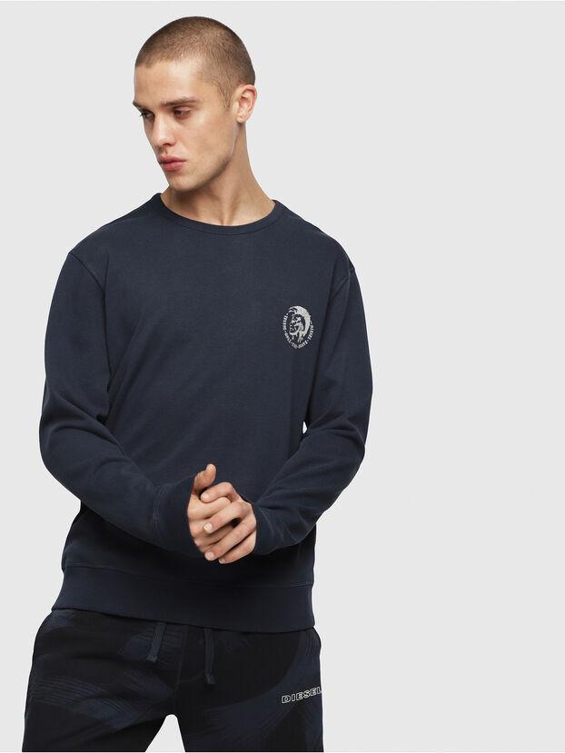 UMLT-WILLY, Blue Marine - Sweaters