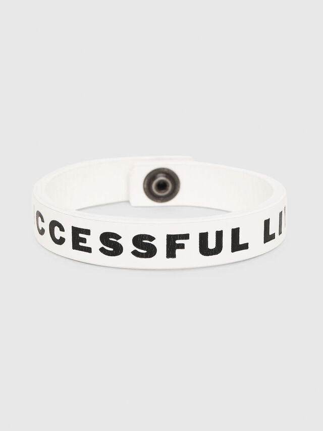 Diesel - A-CONCO, White - Bijoux and Gadgets - Image 1