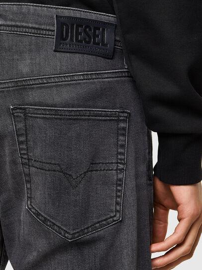 Diesel - Larkee 069SU, Black/Dark grey - Jeans - Image 4