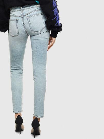 Diesel - D-Ollies JoggJeans 069LL, Light Blue - Jeans - Image 2