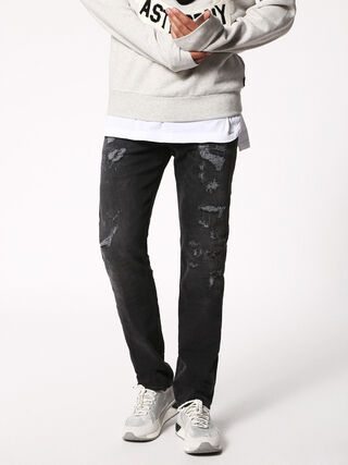 BUSTER 0683P, Black Jeans