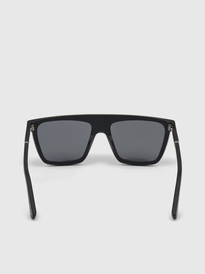 Diesel - DL0323, Black - Sunglasses - Image 4