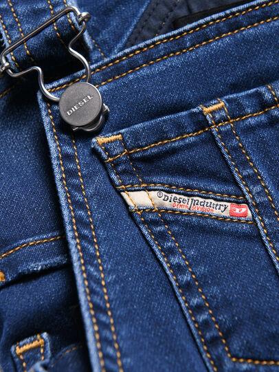Diesel - PAGLEB JOGGJEANS, Medium blue - Jumpsuits - Image 3