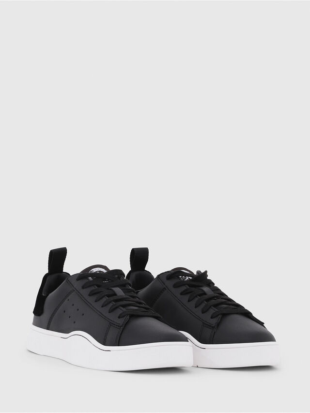 Diesel - S-CLEVER LOW W, Black - Sneakers - Image 2