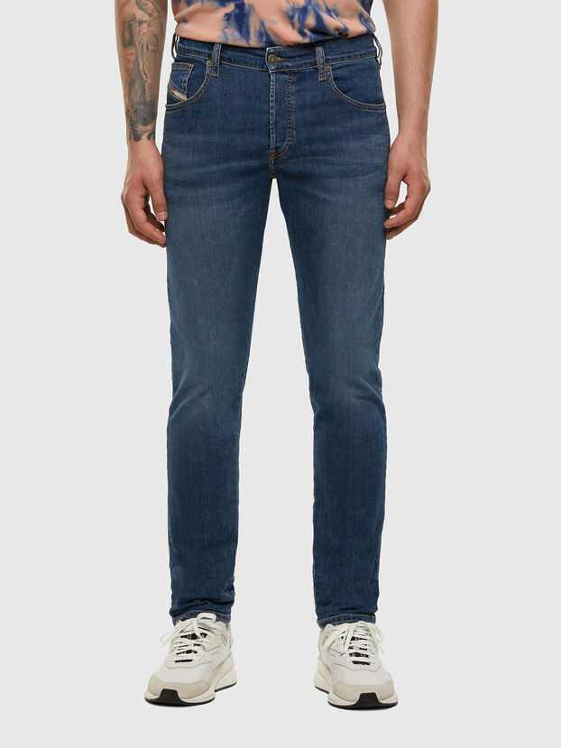 D-Yennox 009DG, Medium blue - Jeans