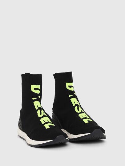 Diesel - SLIP ON 04 MID SOCK,  - Footwear - Image 2