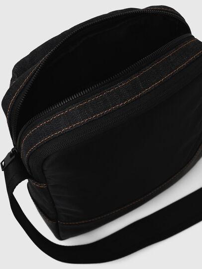 Diesel - SANDRIGO, Dark Blue - Crossbody Bags - Image 4
