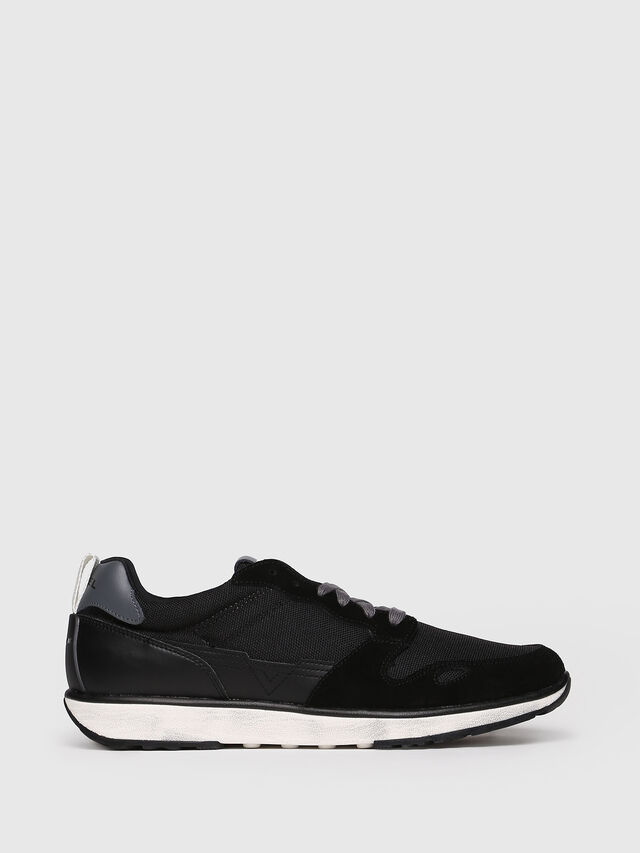Diesel - S-RV LOW, Black - Sneakers - Image 1