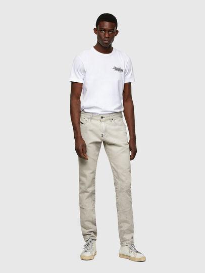 Diesel - T-DIEGOS-K42, White - T-Shirts - Image 4