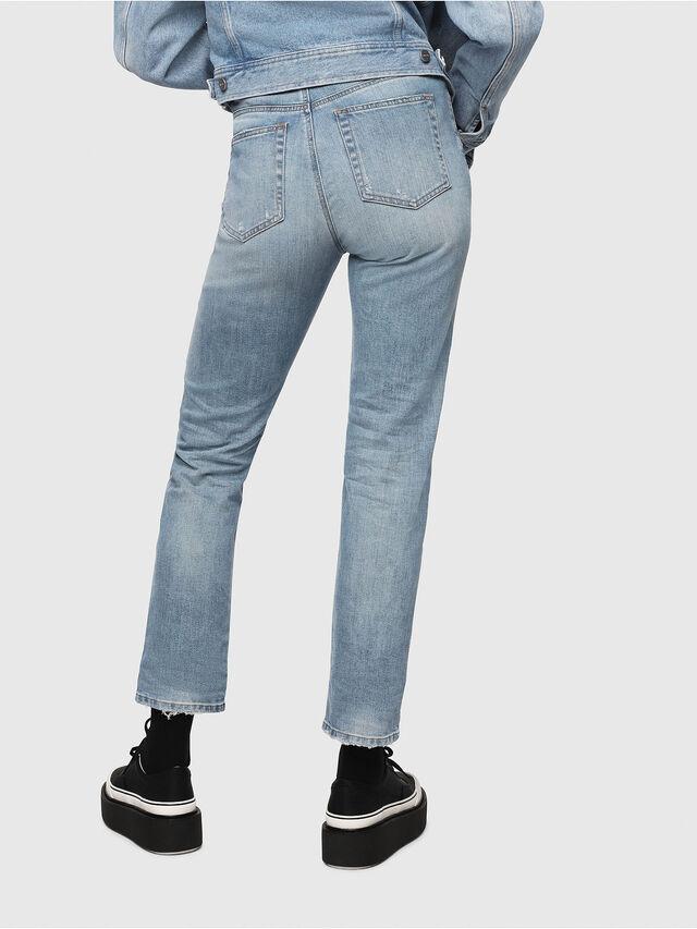 Diesel - D-Eiselle 069DY, Light Blue - Jeans - Image 2