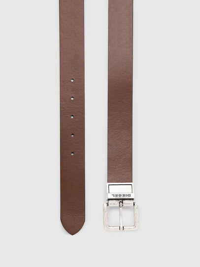 Diesel - B-DOUCKLE II, Black/Brown - Belts - Image 4