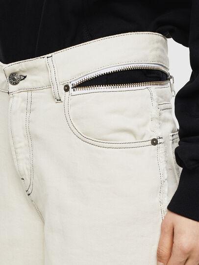 Diesel - Widee 009BD, White - Jeans - Image 5