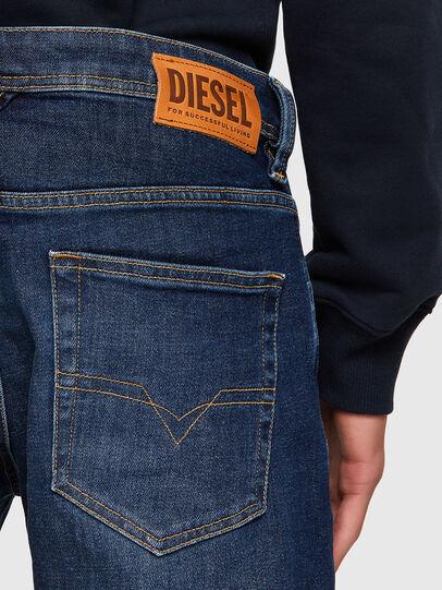 Diesel - Larkee 009MI, Dark Blue - Jeans - Image 3
