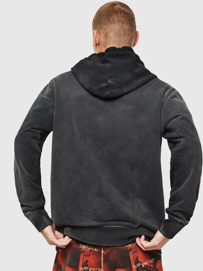 Diesel - S-GIRK-HOOD-SUN, Black - Sweaters - Image 3