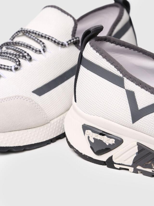 Diesel - S-KBY, White/Grey - Sneakers - Image 4