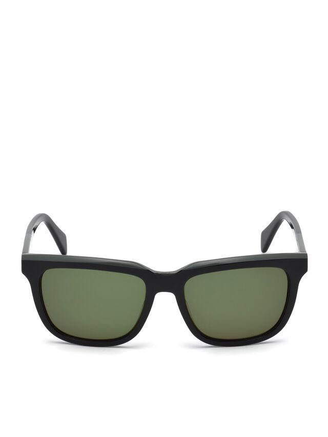 Diesel DL0224, Green - Eyewear - Image 1