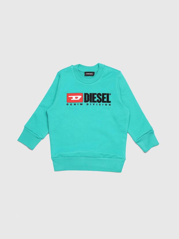 SCREWDIVISIONB-R, Azure - Sweaters