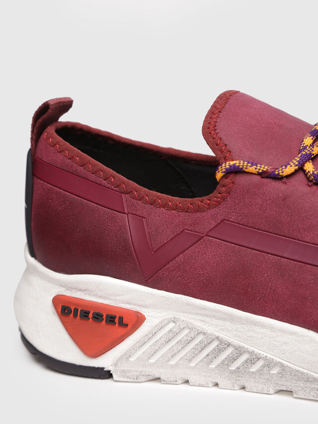 Diesel - S-KBY, Fire Red - Sneakers - Image 4