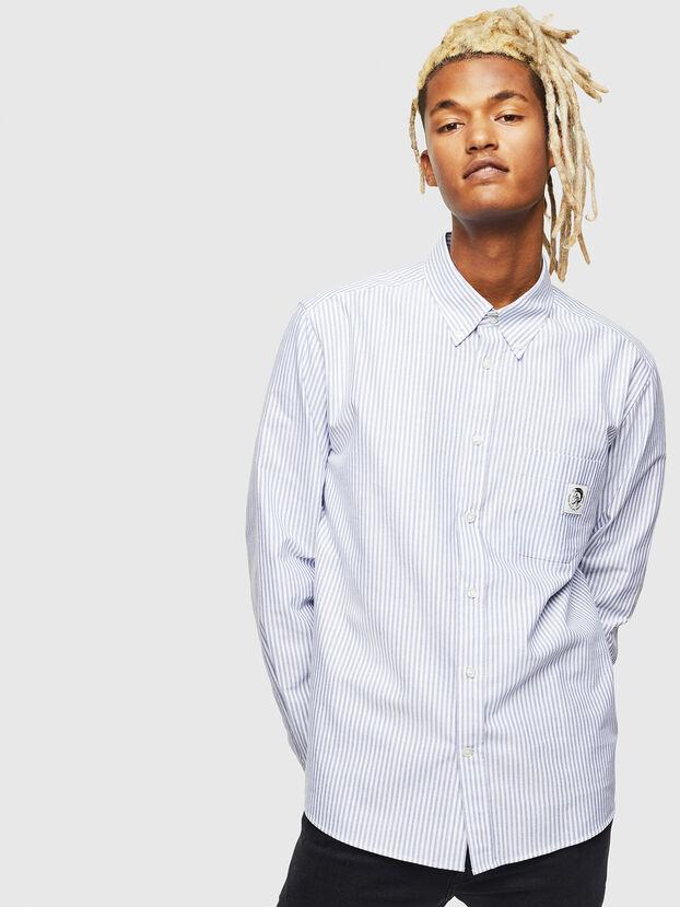 S-JAMES-A, White - Shirts