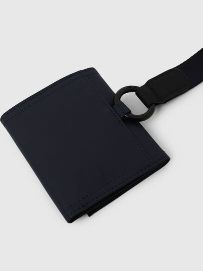 Diesel - YOSHINO LOOP, Dark Blue - Small Wallets - Image 4