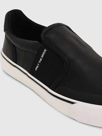 Diesel - S-FLIP SO, Black - Sneakers - Image 4