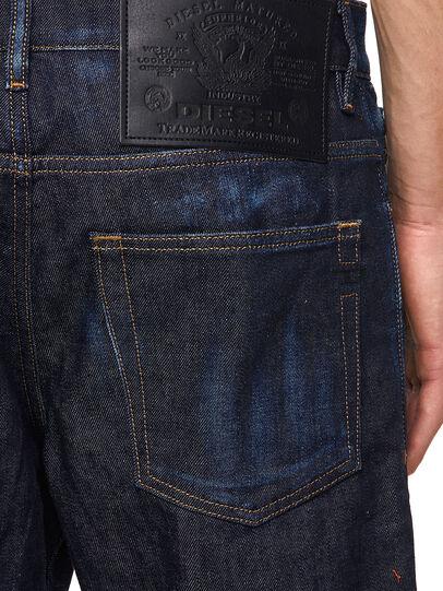 Diesel - D-Fining 09A20, Dark Blue - Jeans - Image 3