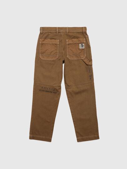 Diesel - PTRENT, Brown - Pants - Image 2