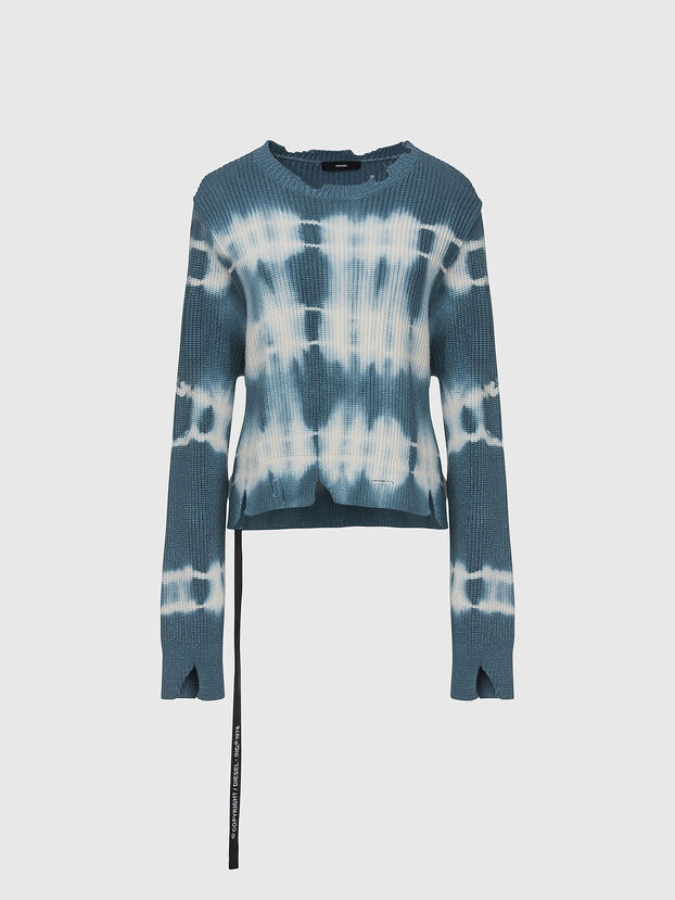 M-JONGE, Green/White - Knitwear