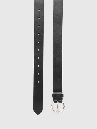 Diesel - B-RING, Black - Belts - Image 3