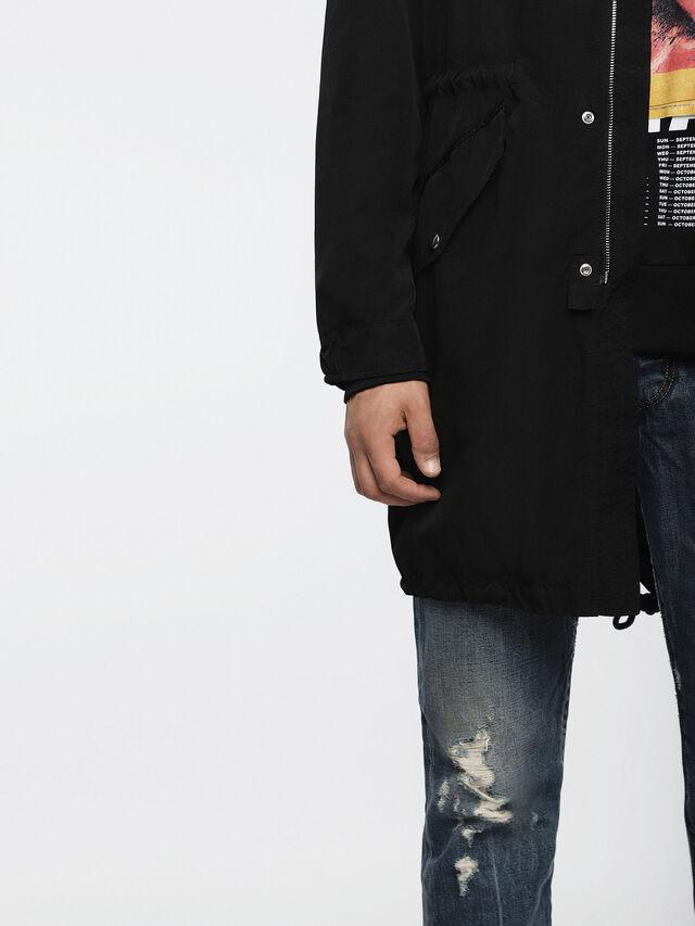 Diesel - J-CHIEF, Black - Jackets - Image 5
