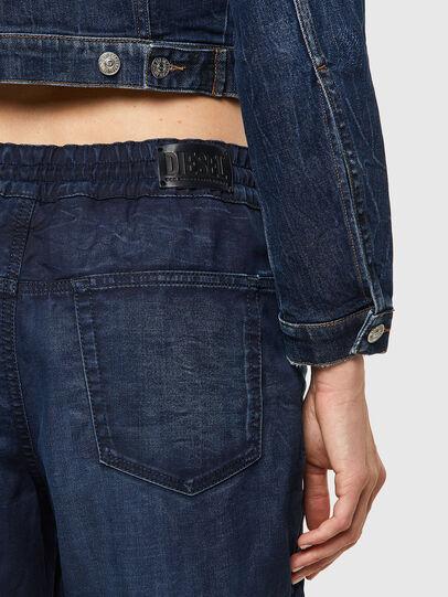 Diesel - Krailey JoggJeans® 069WS, Dark Blue - Jeans - Image 4