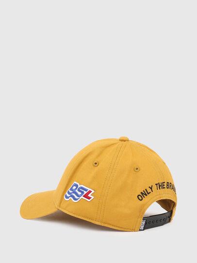 Diesel - C-WOLLER, Yellow - Caps - Image 2