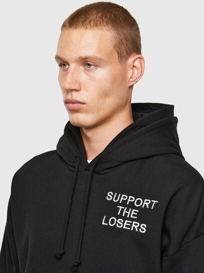 Diesel - S-UMMERHO, Black - Sweaters - Image 3