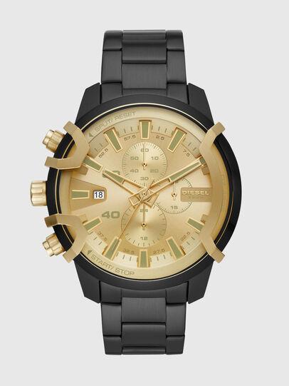 Diesel - DZ4525, Black/Gold - Timeframes - Image 1
