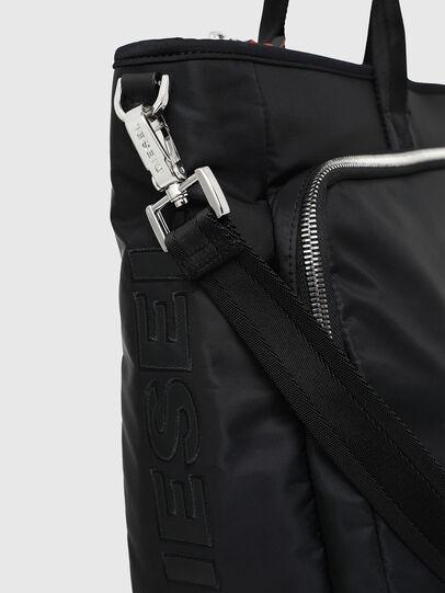 Diesel - BAGOTE, Black - Shopping and Shoulder Bags - Image 4