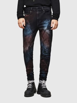 D-Amny 0093D, Black/Dark grey - Jeans