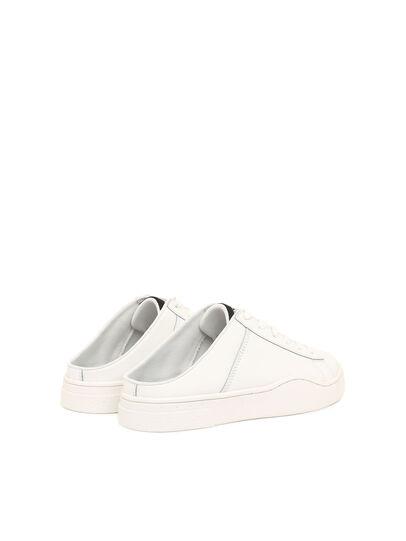 Diesel - S-CLEVER MULE W, White - Sneakers - Image 3