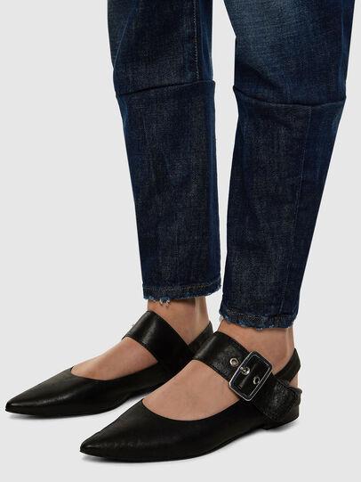 Diesel - Fayza 0F9ET, Dark Blue - Jeans - Image 5