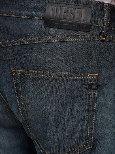 Diesel - D-Strukt JoggJeans 009KJ, Dark Blue - Jeans - Image 4